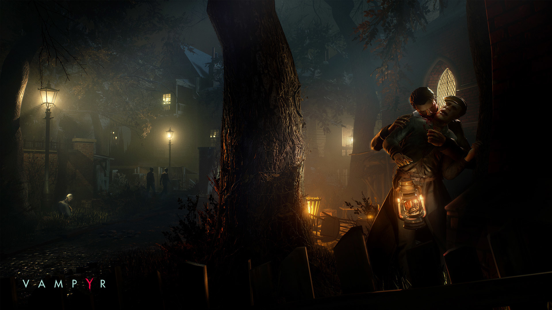 Vampyr, the RPG about turn-of-the-century vampires, has been delayed to  2018   PC Gamer