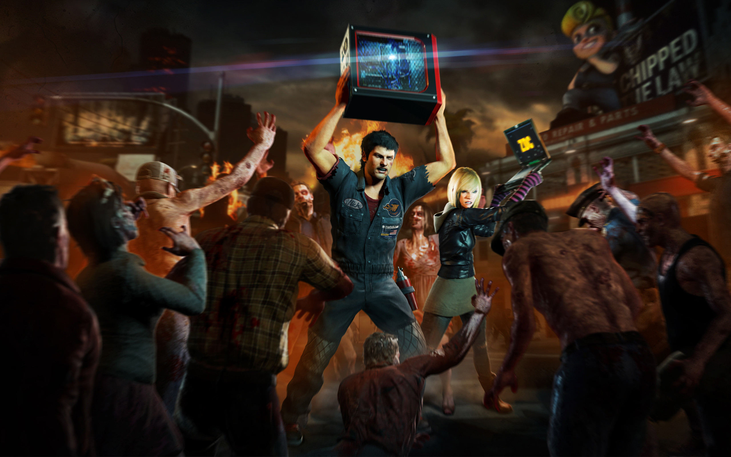 Dead Rising 3 PC Game