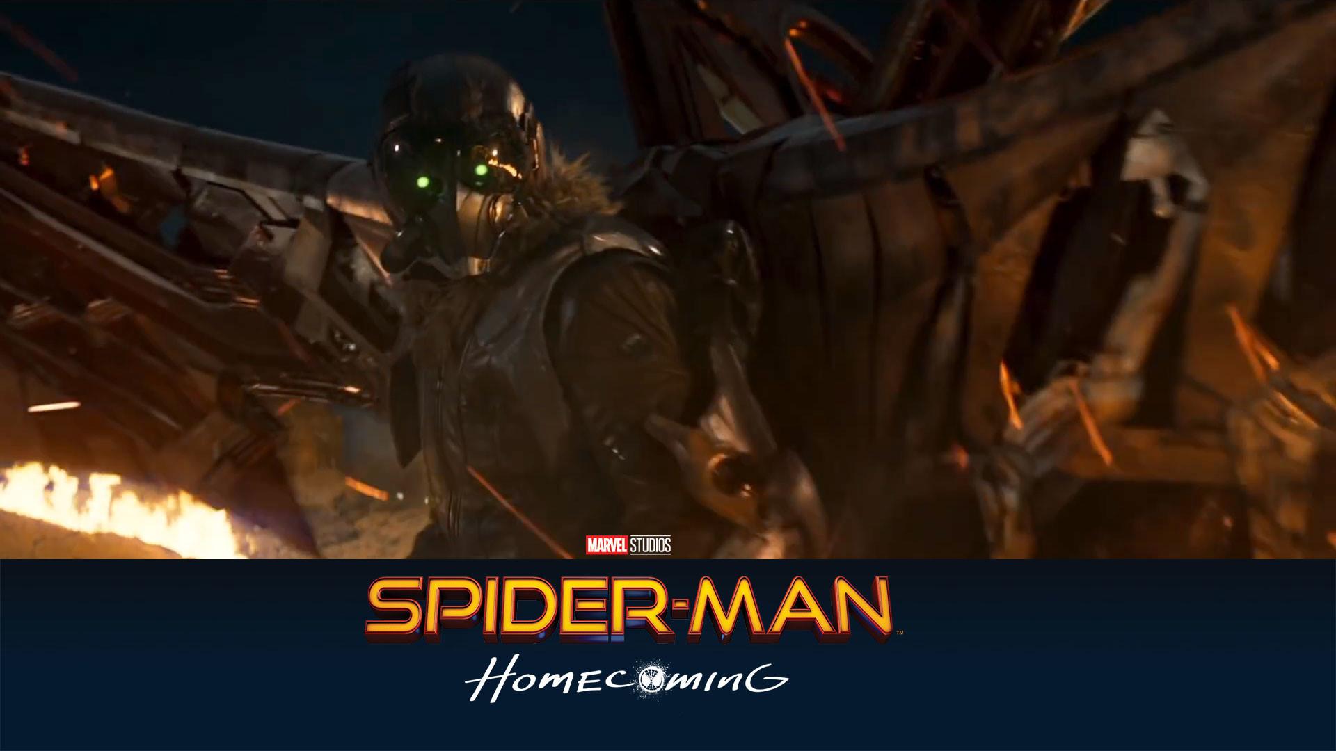 … Spider-Man-Homecoming-Villain-Wallpapers-HD-1920-x- …