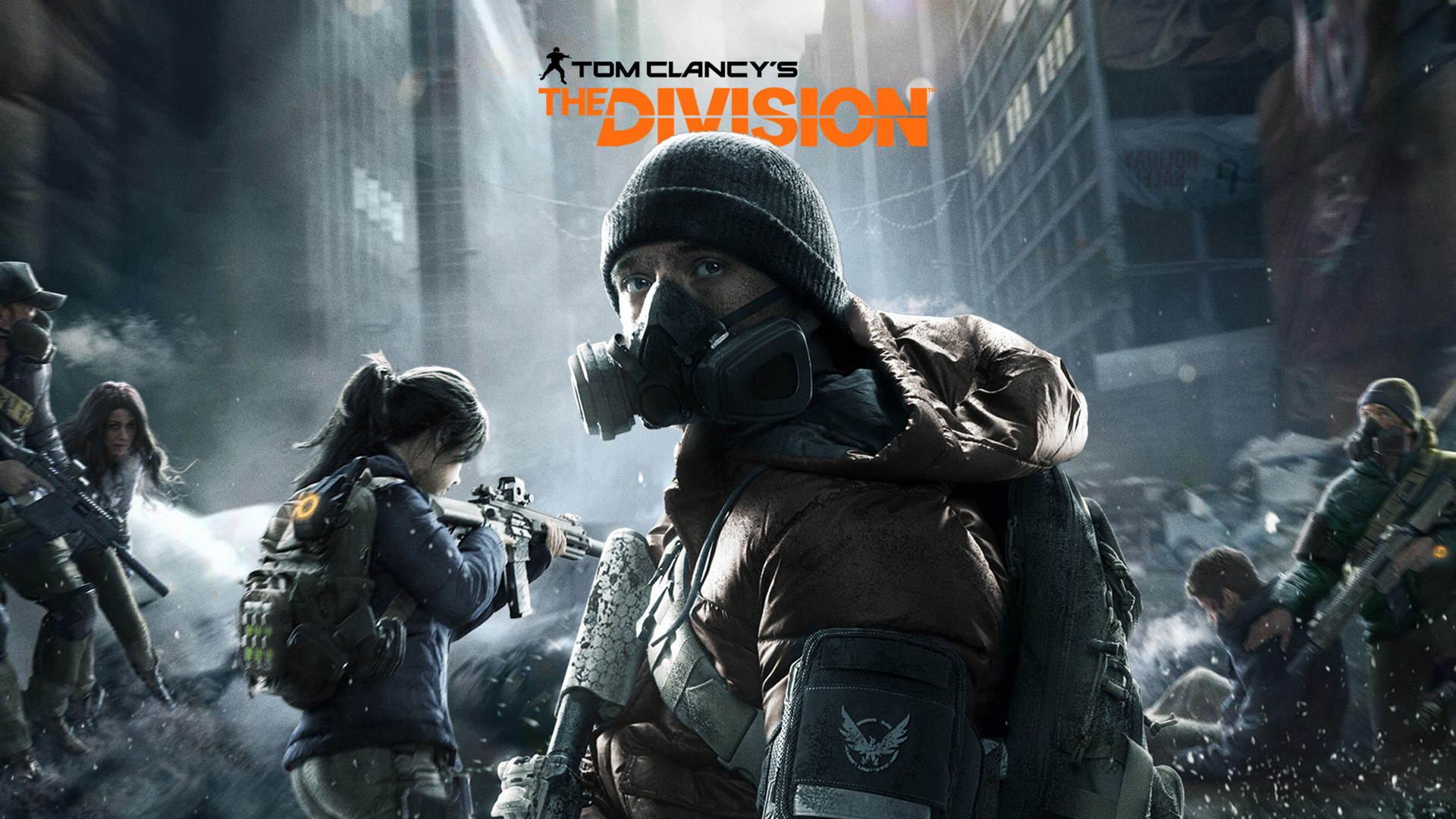 Tom Clancy's The Division HD Wallpaper