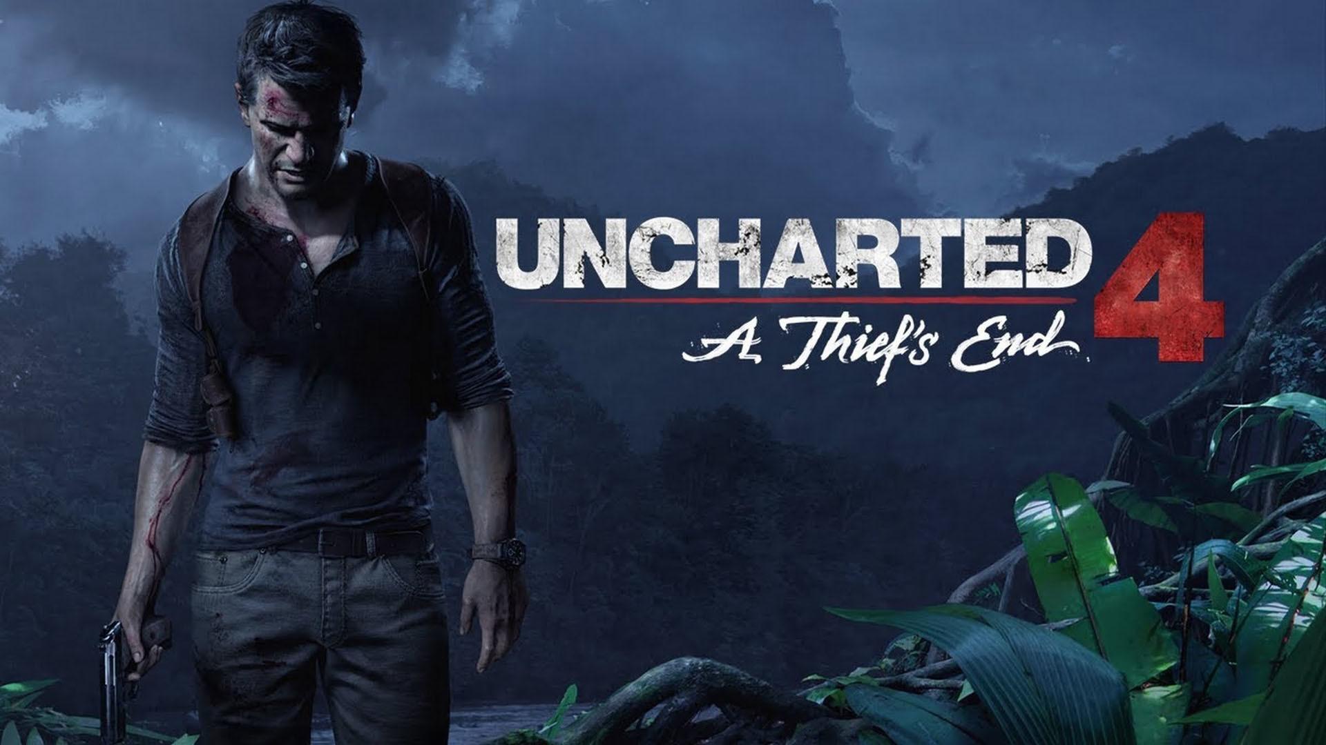 Uncharted 4 Wallpaper HD
