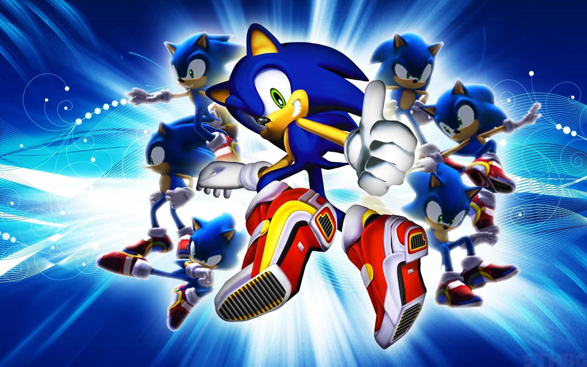 Sonic Unleashed Hedgehog Art Adventure Shadow …