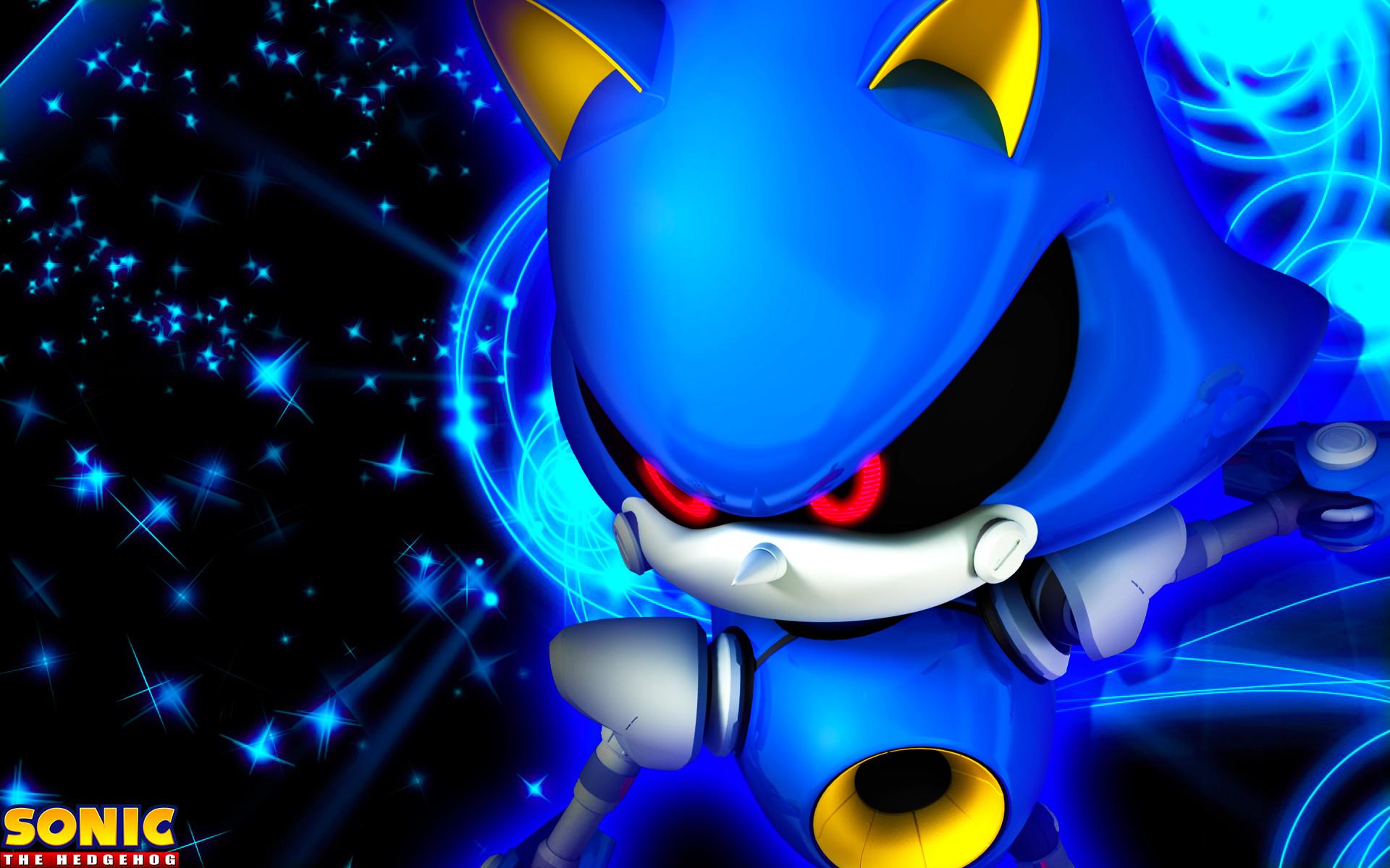 metal sonic wallpaper by sonicthehedgehogbg customization wallpaper. Sonic  the Hedgehog Wallpapers WallpaperSafari