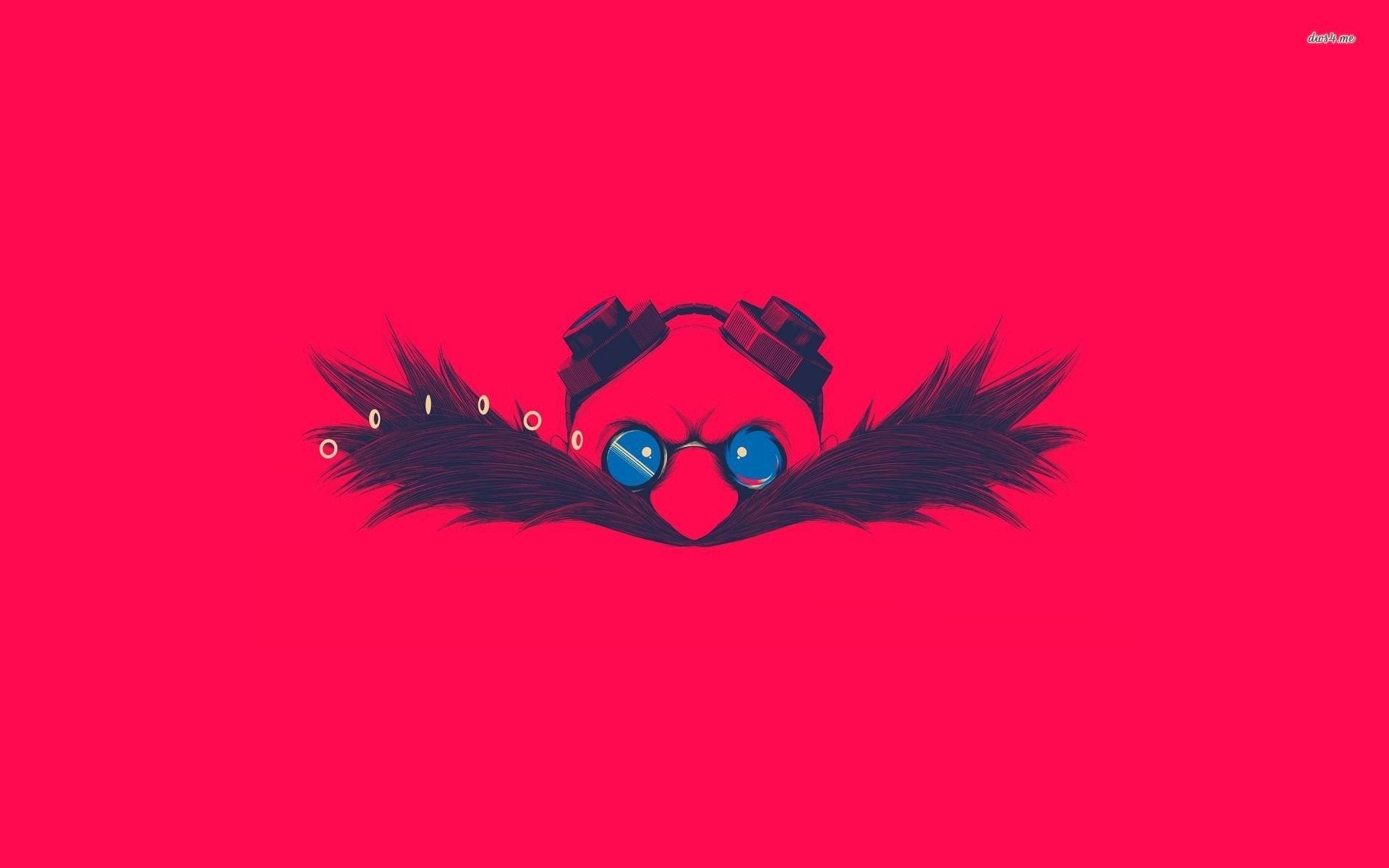 Doctor Eggman – Sonic The Hedgehog Wallpaper