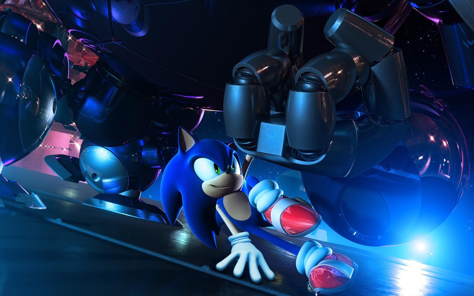 Sonic the Hedgehog desktop wallpaper