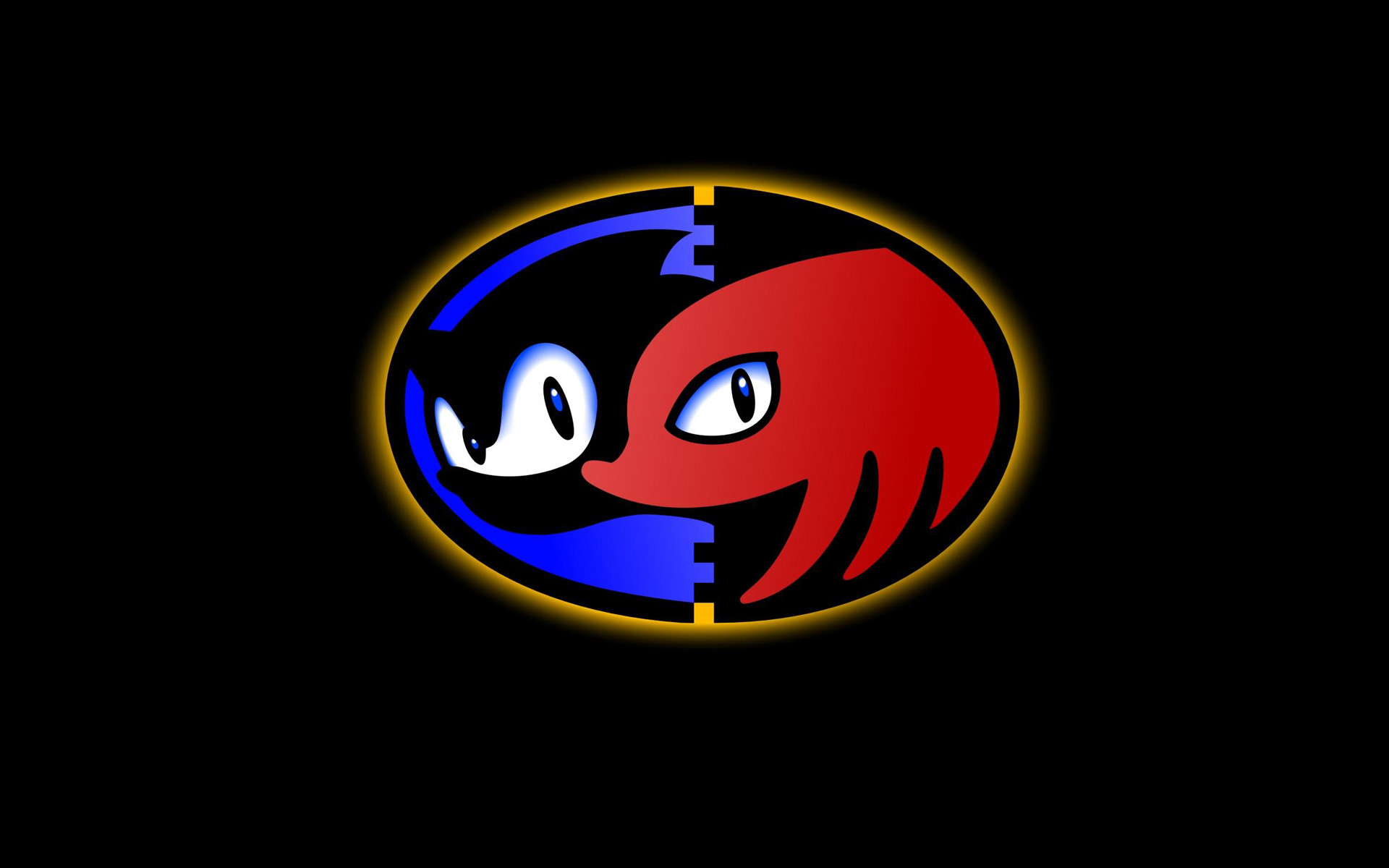 Video Game – Sonic & Knuckles Knuckles the Echidna Sonic the Hedgehog  Wallpaper