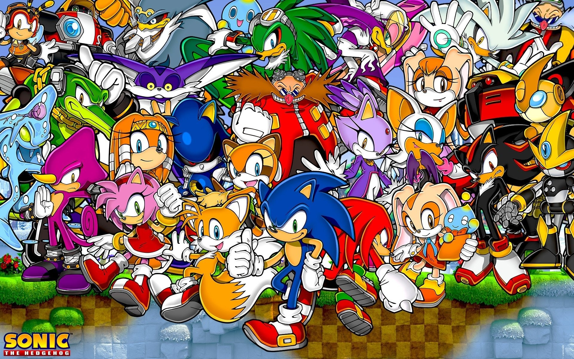 Sonic the Hedgehog · HD Wallpaper | Background ID:416484