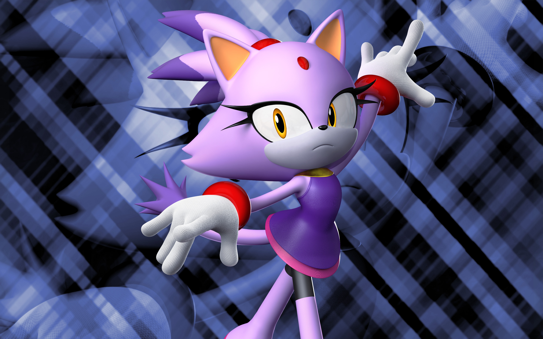 Blaze the Cat – Sonic the Hedgehog wallpaper – 1205400