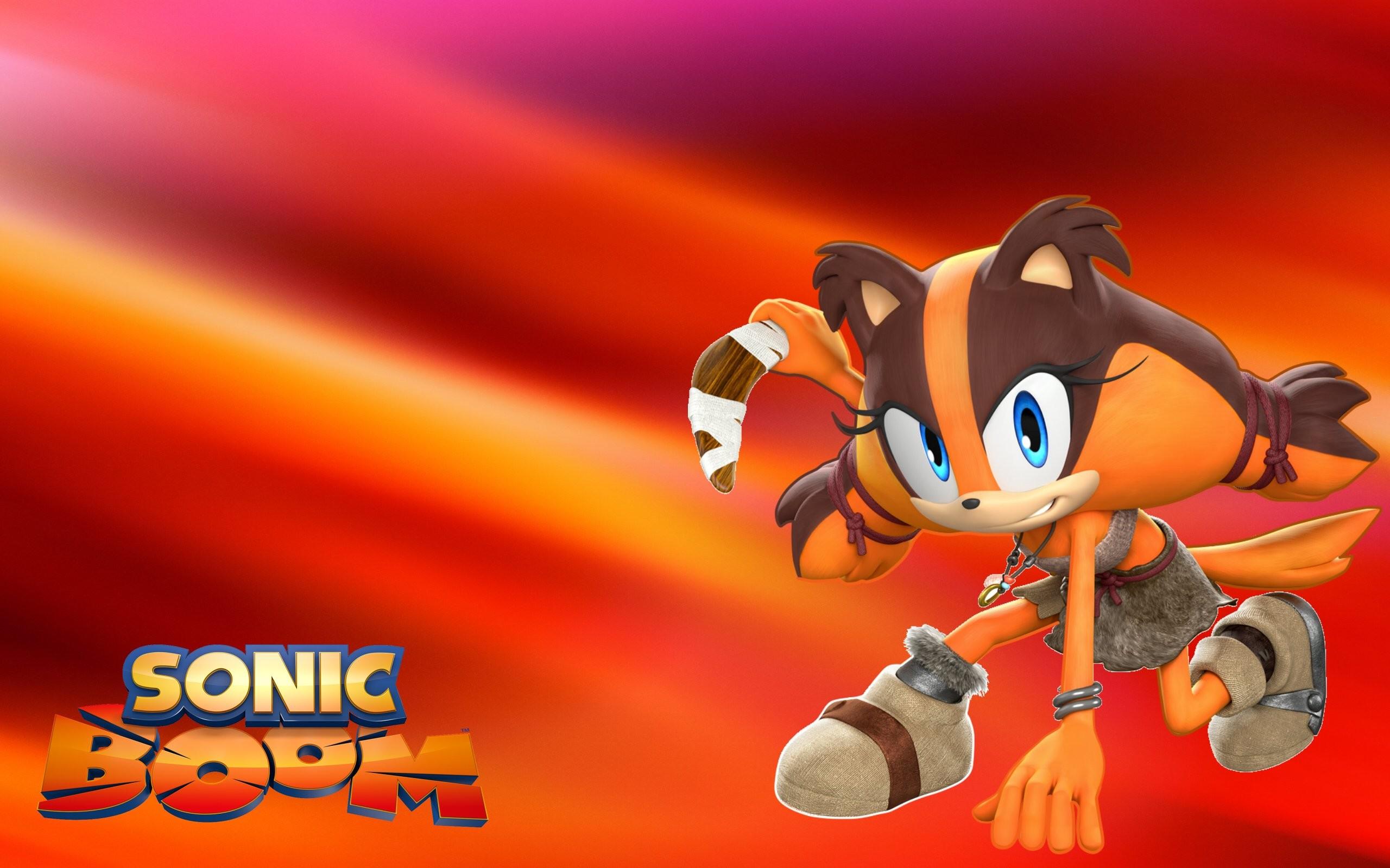 Sticks – Sonic Boom
