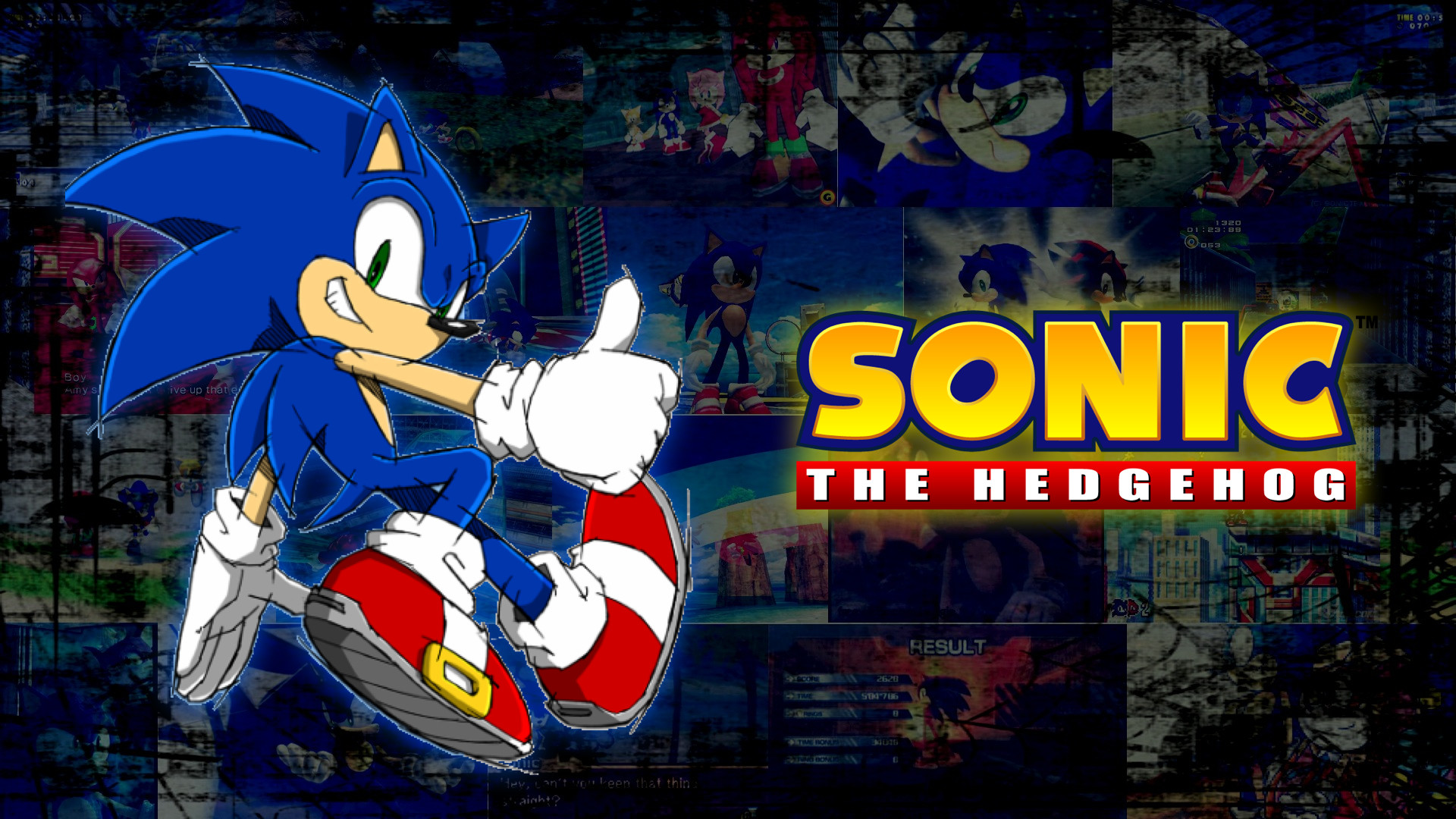 Sonic | Sonic Images, Pictures, Wallpapers on NMgnCP