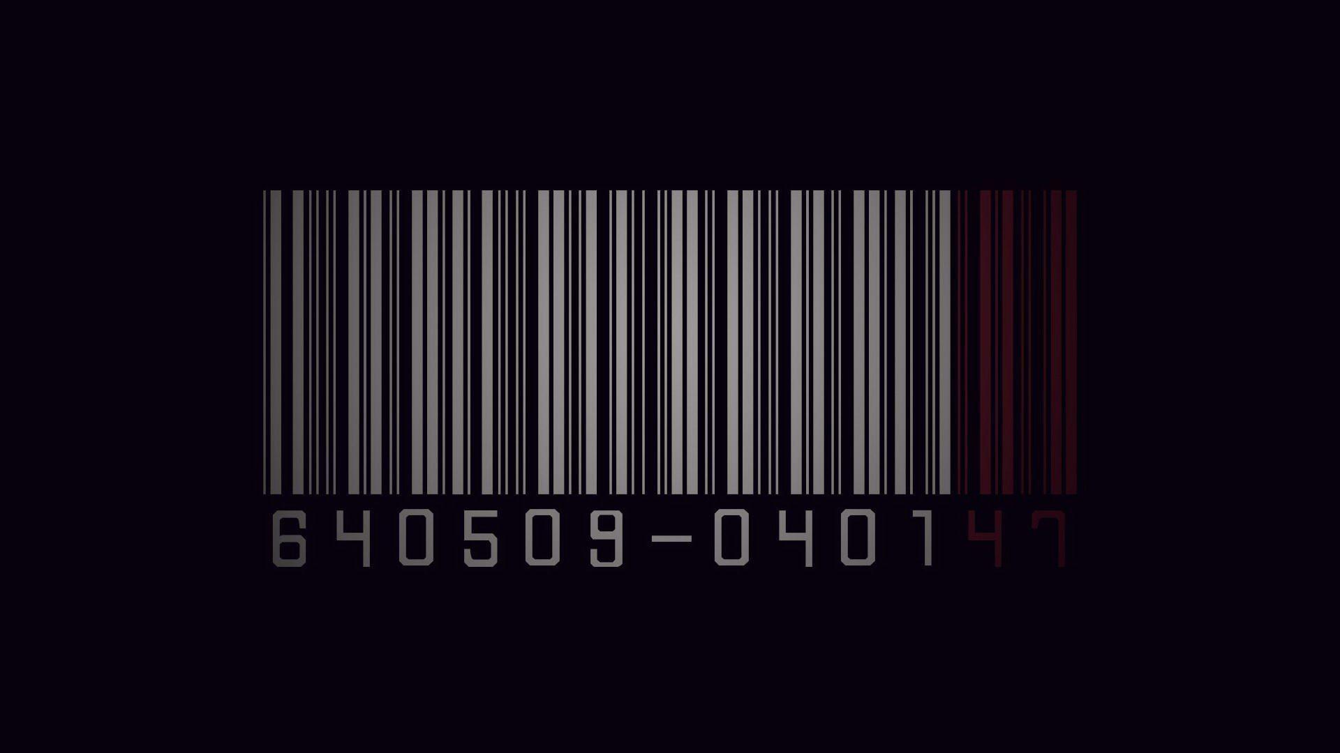 Preview wallpaper hitman absolution, game, hitman, 47, bar code 1920×1080