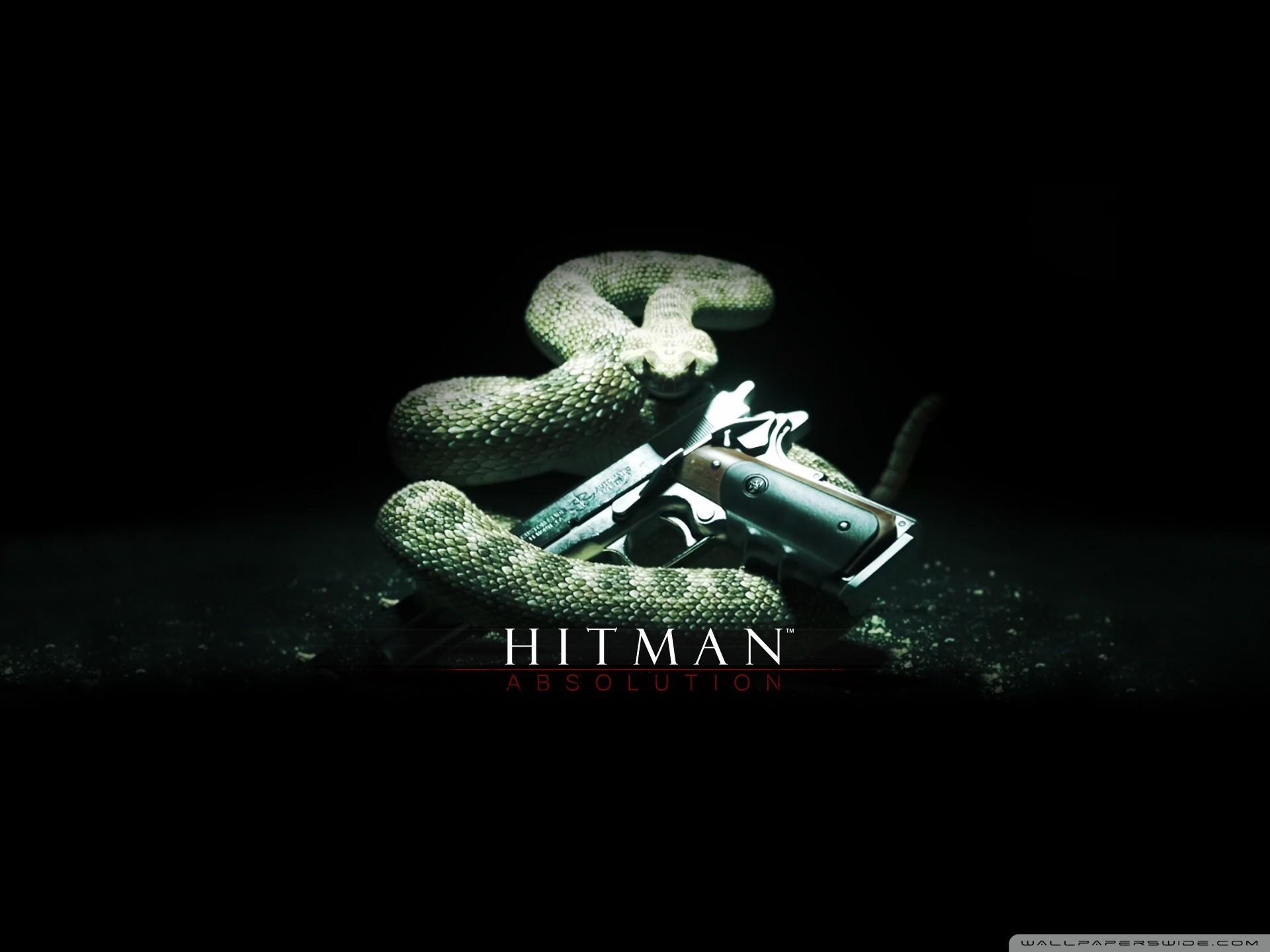 Hitman 5: Absolution HD Wide Wallpaper for Widescreen