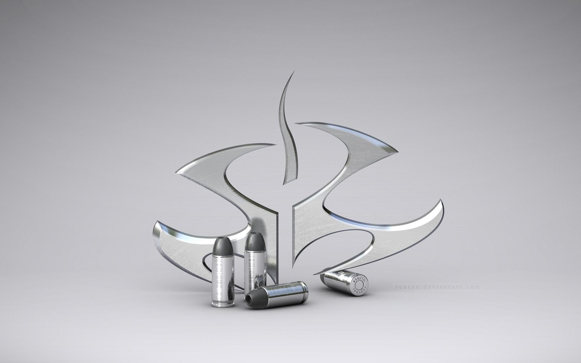 HITMAN LOGO Silver by REXTON HITMAN LOGO Silver by REXTON