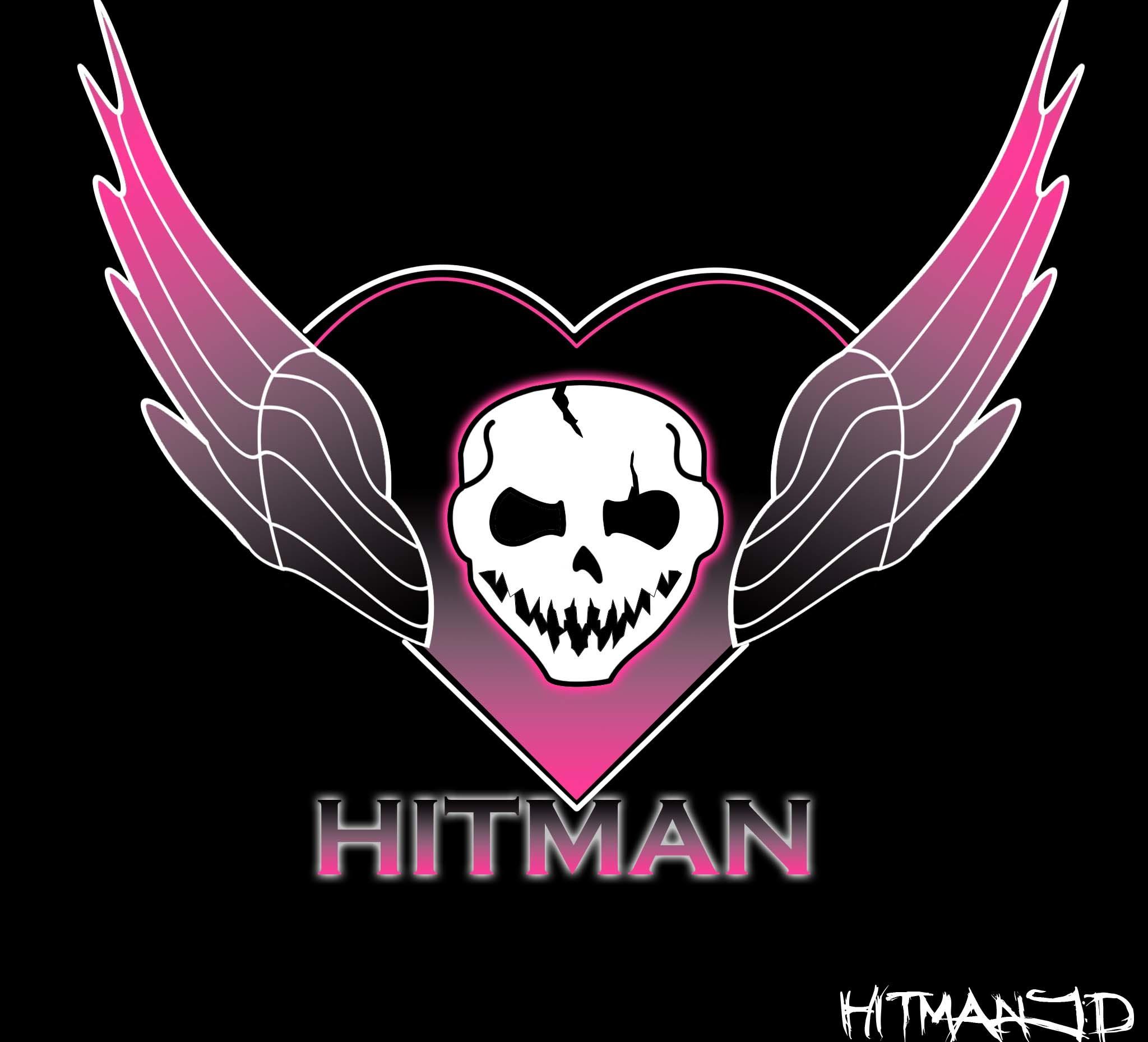 … Bret Hitman Hart Logo by hitmanjd