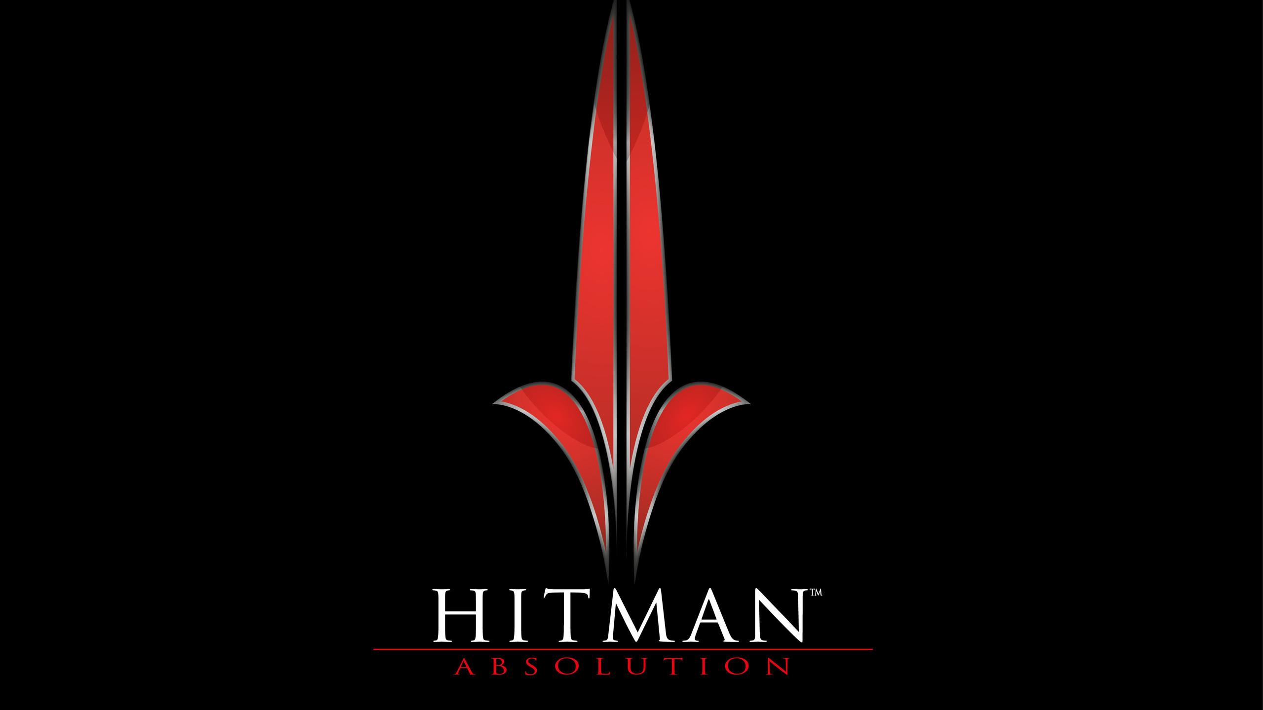 Hitman, Hitman Absolution, Hitman Absolution Game Logo