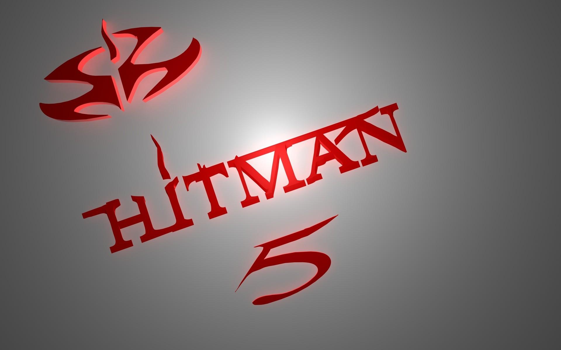 Hitman 5 Logo by AkNiazi Hitman 5 Logo by AkNiazi