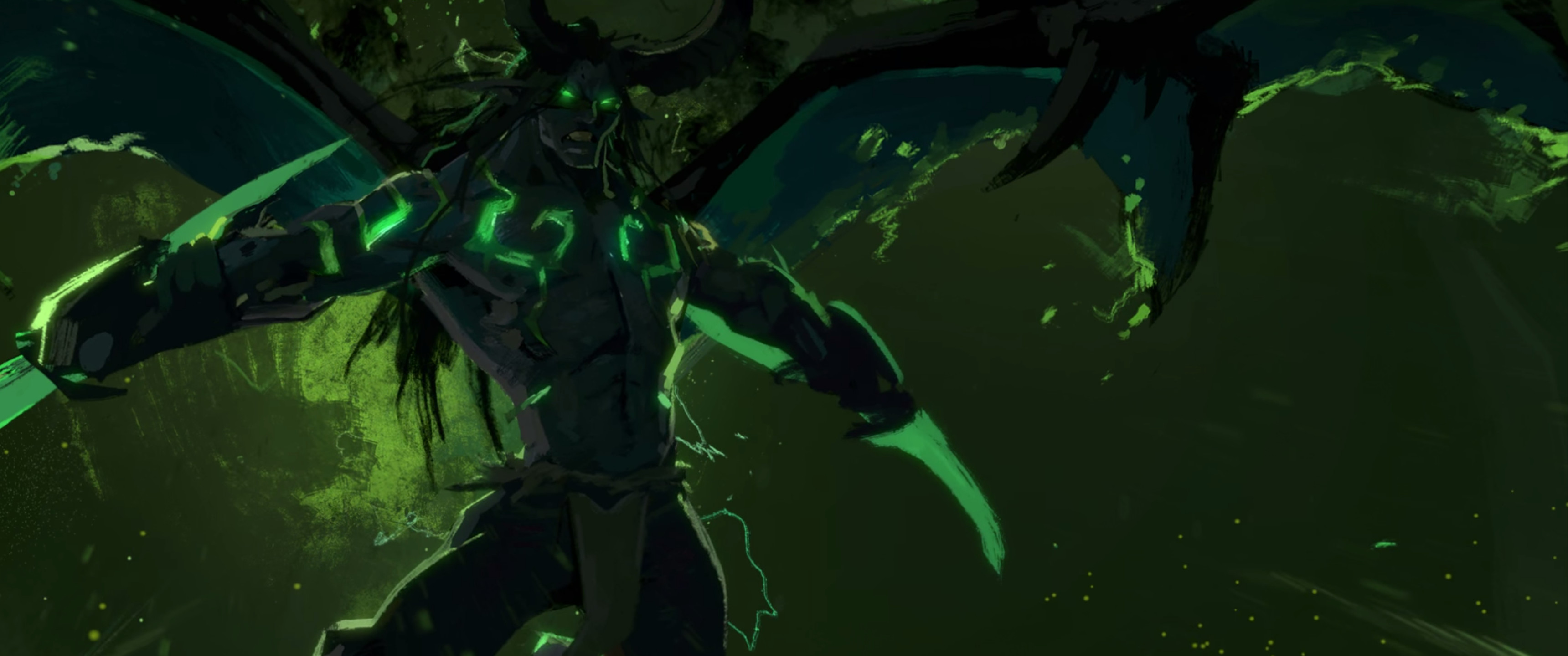 General World of Warcraft Blizzard Entertainment Demon Hunter  Illidan Stormrage