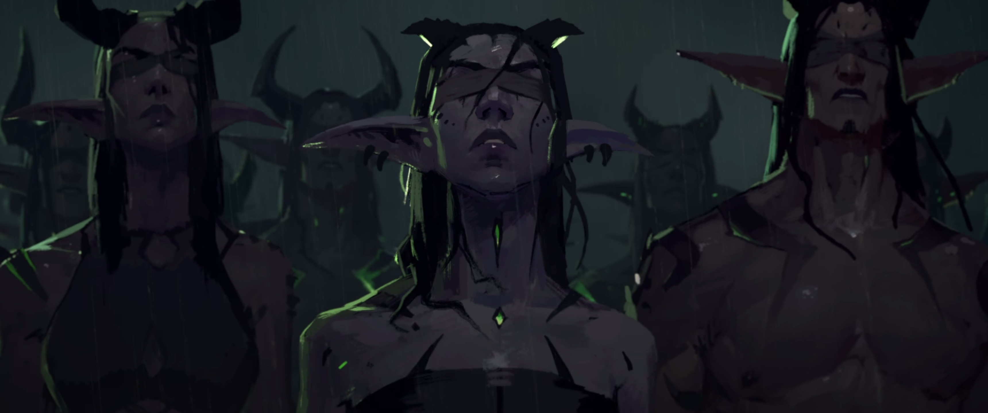 General World of Warcraft Blizzard Entertainment Demon Hunter