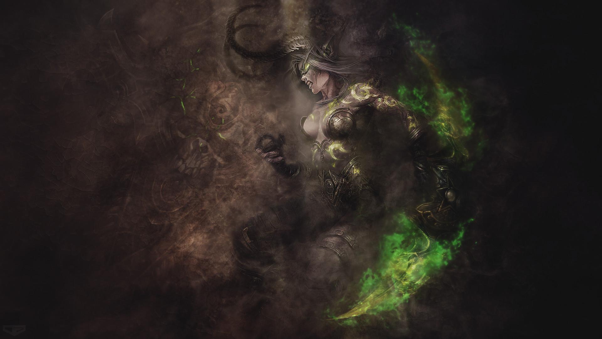 … Wallpaper: WoW – Demon Hunter by Darkgargos