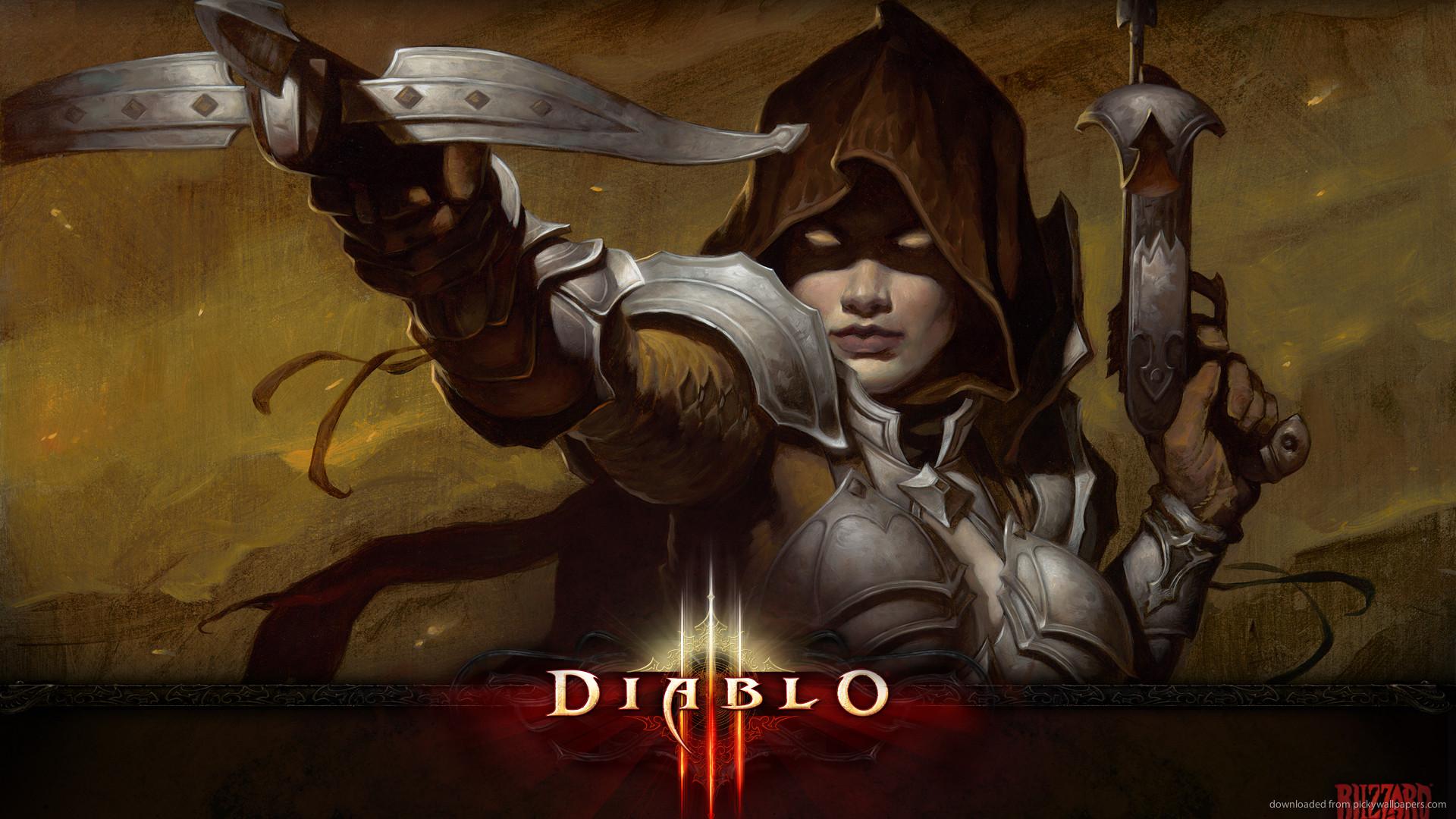 https://wallpaper.pickywallpapers.com/1920×1080/diablo-3-unlocked-exclusive- demon-hunter.jpg   Illustration   Pinterest   Diablo demon hunter, Demon  hunter …
