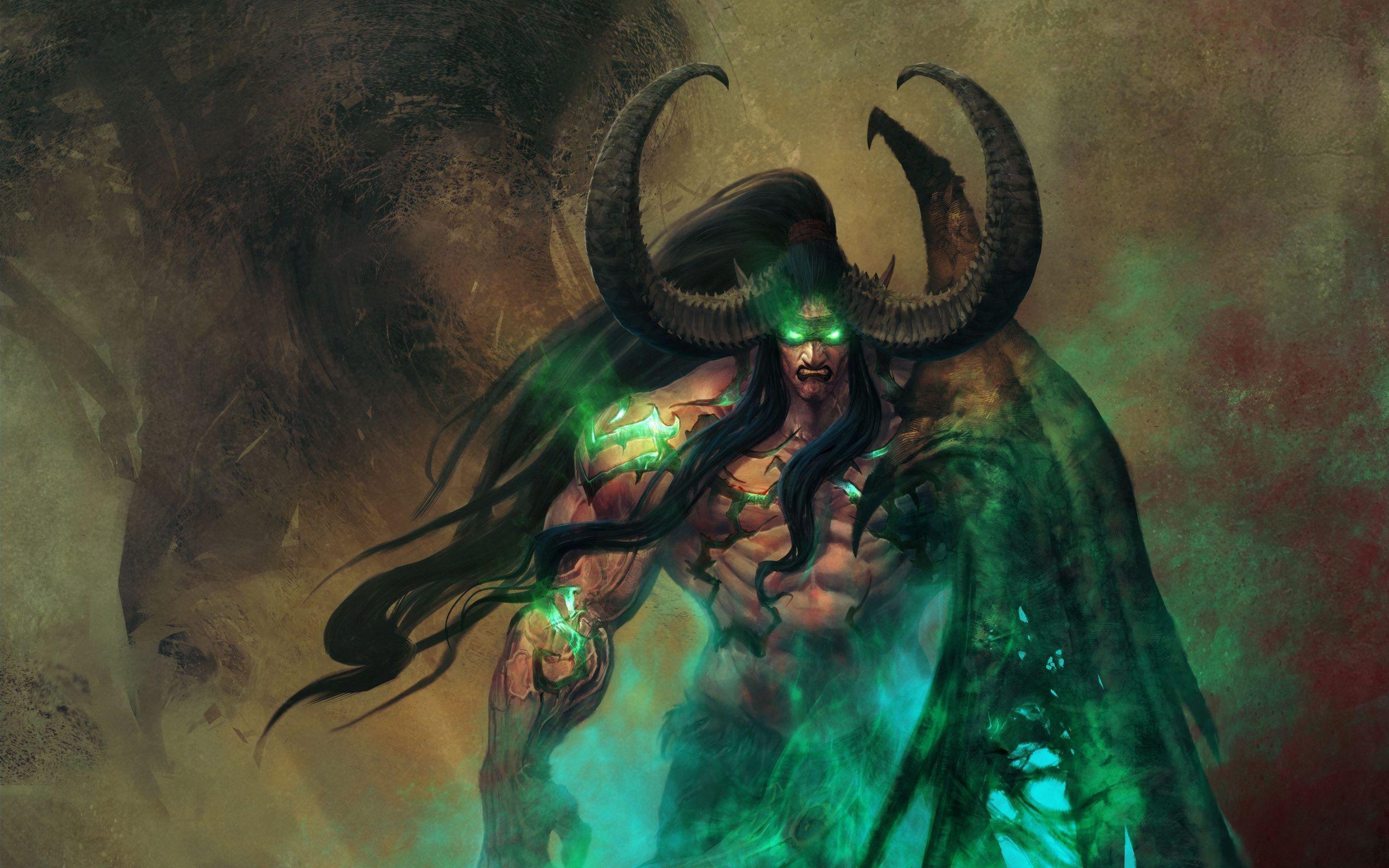 kil jaeden wallpaper · Demon HunterFantasy InspirationWorld Of WarcraftFantasy  …