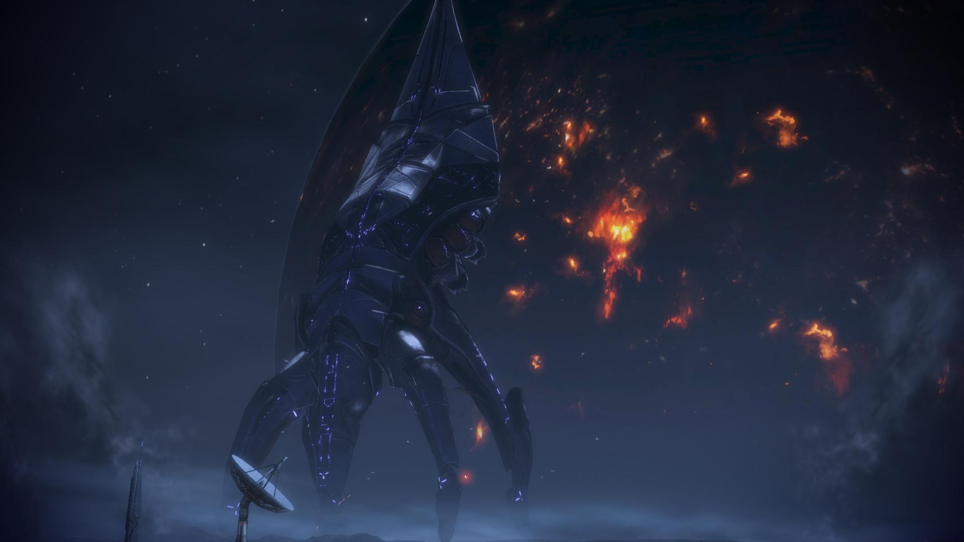 Mass Effect Reaper Wallpapers – Wallpaper Cave