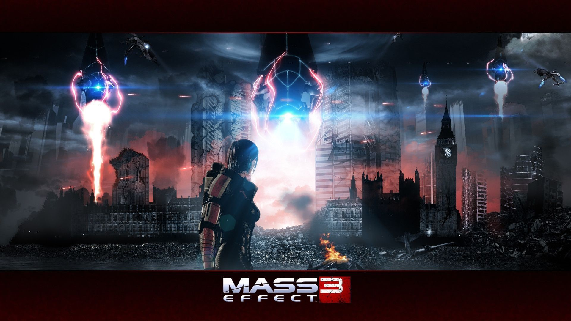 Mass Effect Reapers Wallpapers – Wallpaper Cave