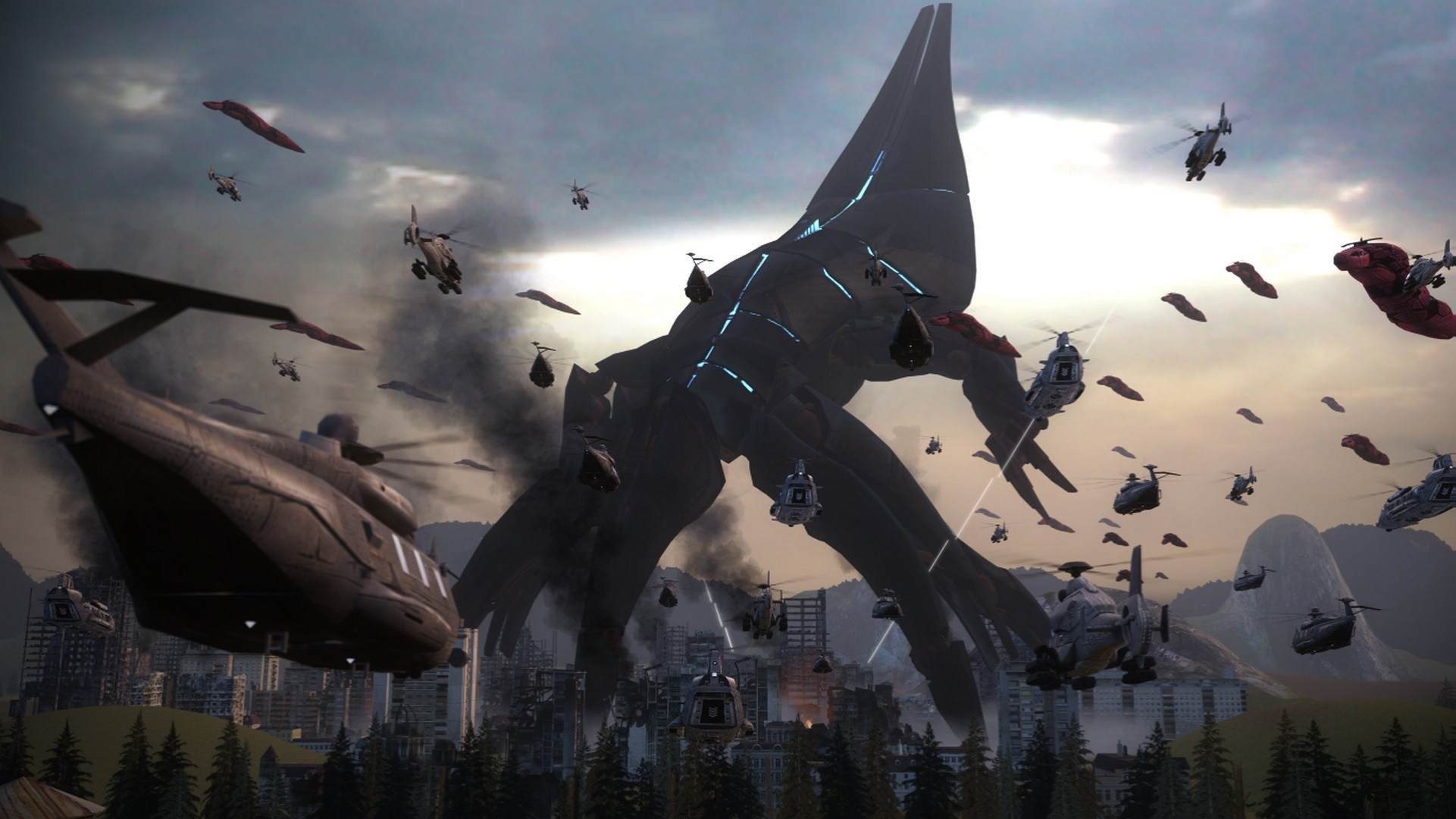 Mass Effect Reapers – Bing images