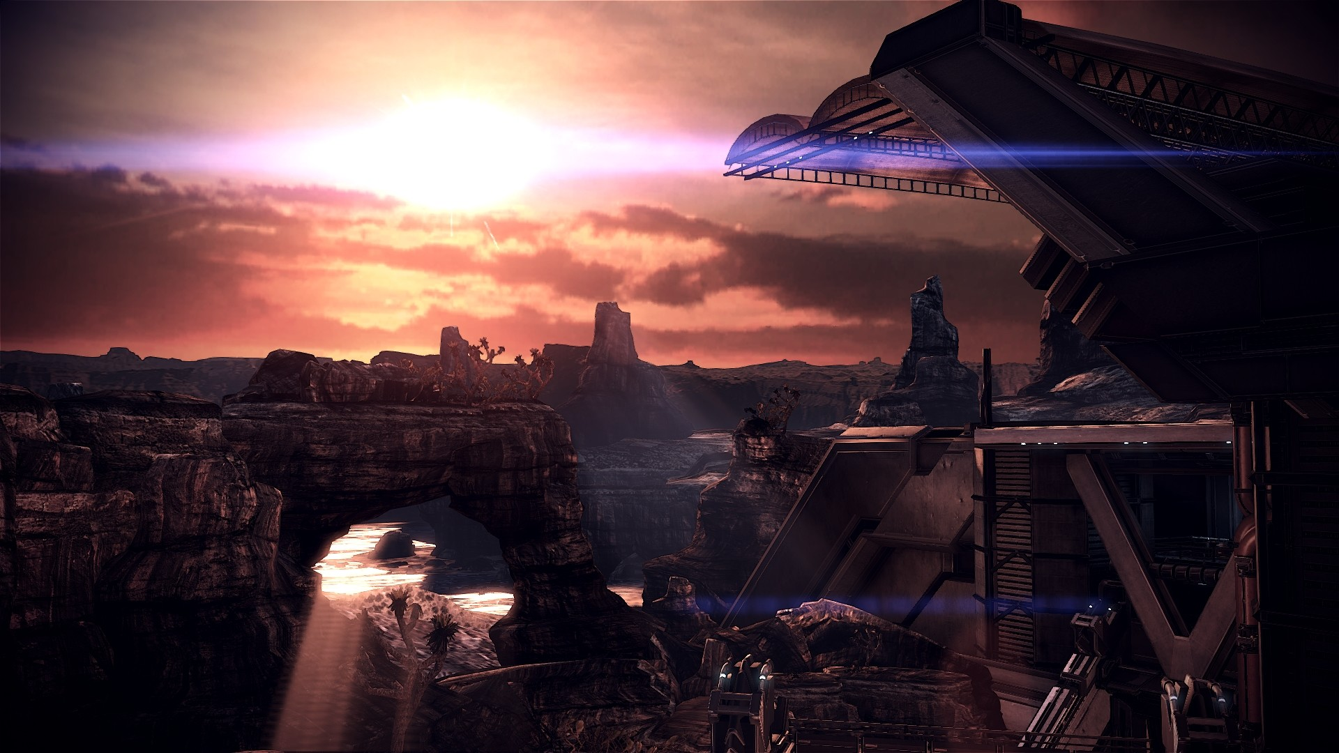MASS EFFECT 3 images Rannoch HD wallpaper and background photos