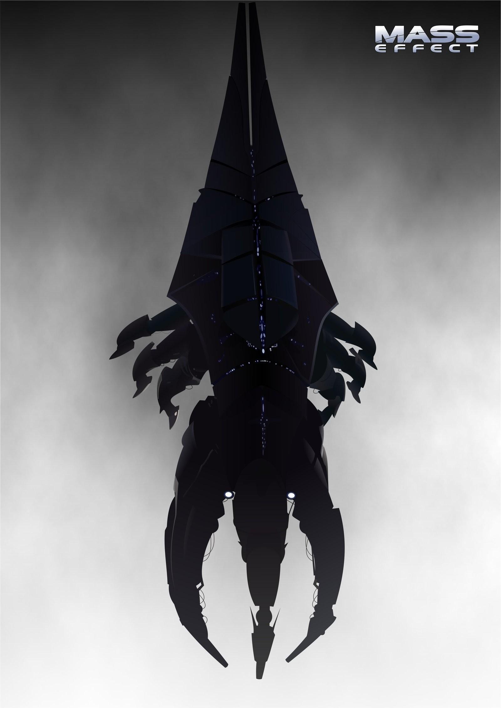 Mass Effect – Reaper by KISbubi Mass Effect – Reaper by KISbubi