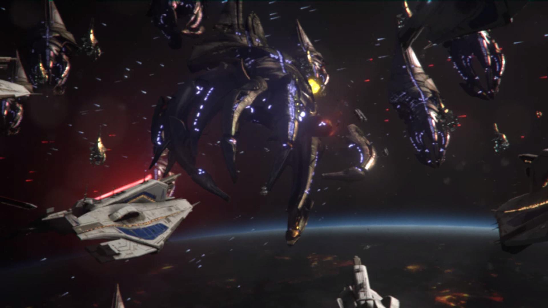 … SupermanLovesAspen Mass Effect 3 – Engaging Reapers by  SupermanLovesAspen