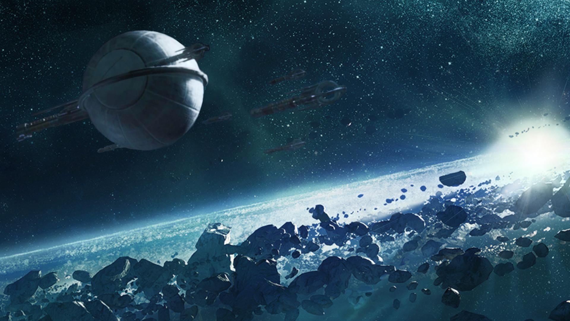 Mass Effect, Migrant Fleet