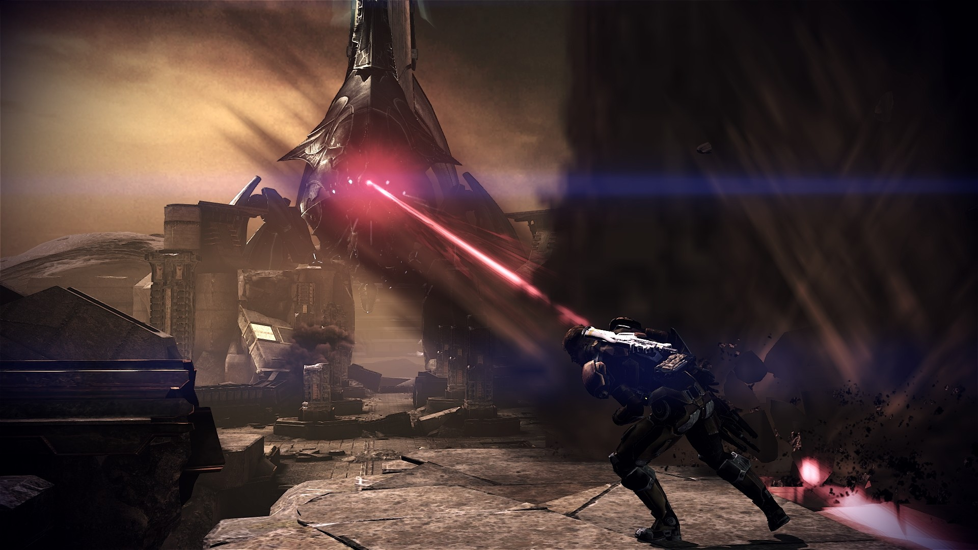 MASS EFFECT 3 images Tuchanka HD wallpaper and background photos