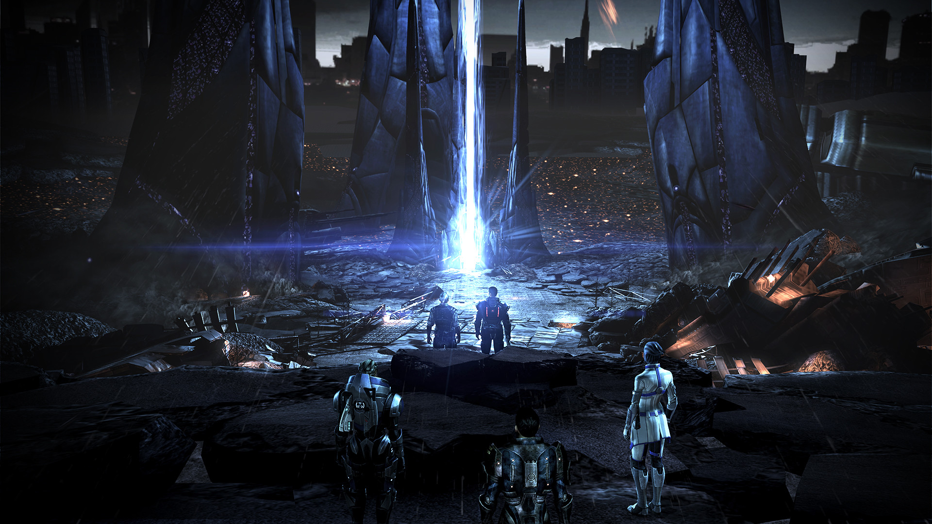 After Mass Effect: The False Cthulhu at the End of the Galaxy