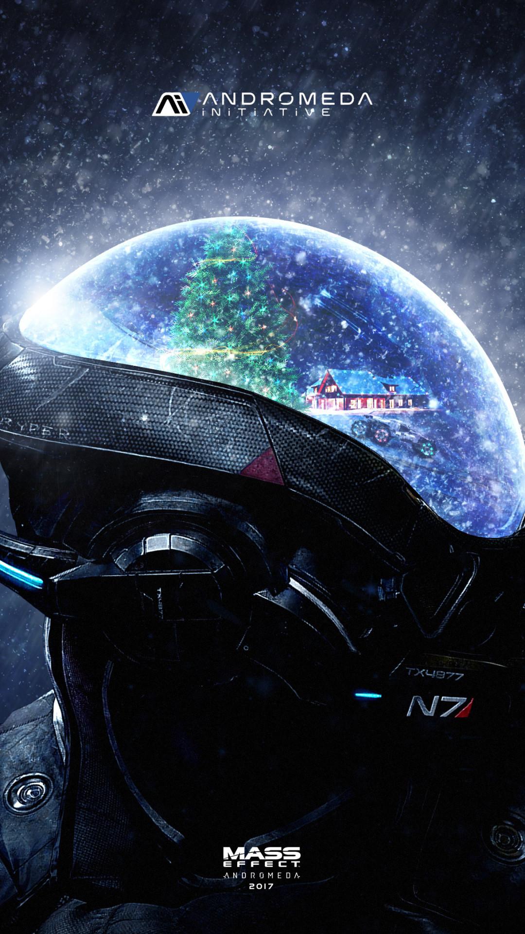 Download Mass Effect Garrus Vakarian Wallpaper For iPhone