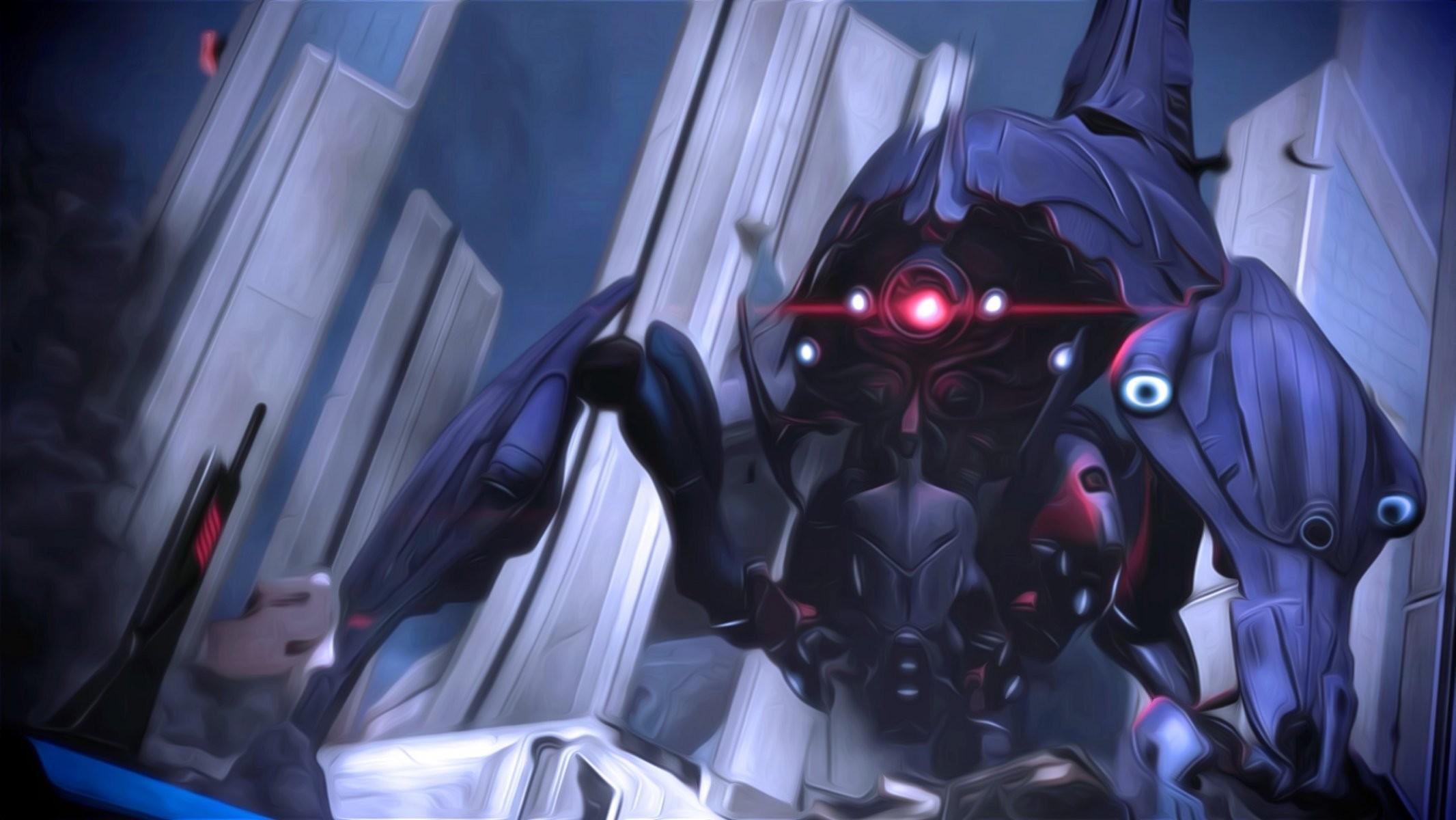 mass effect leviathan reaper art reaper