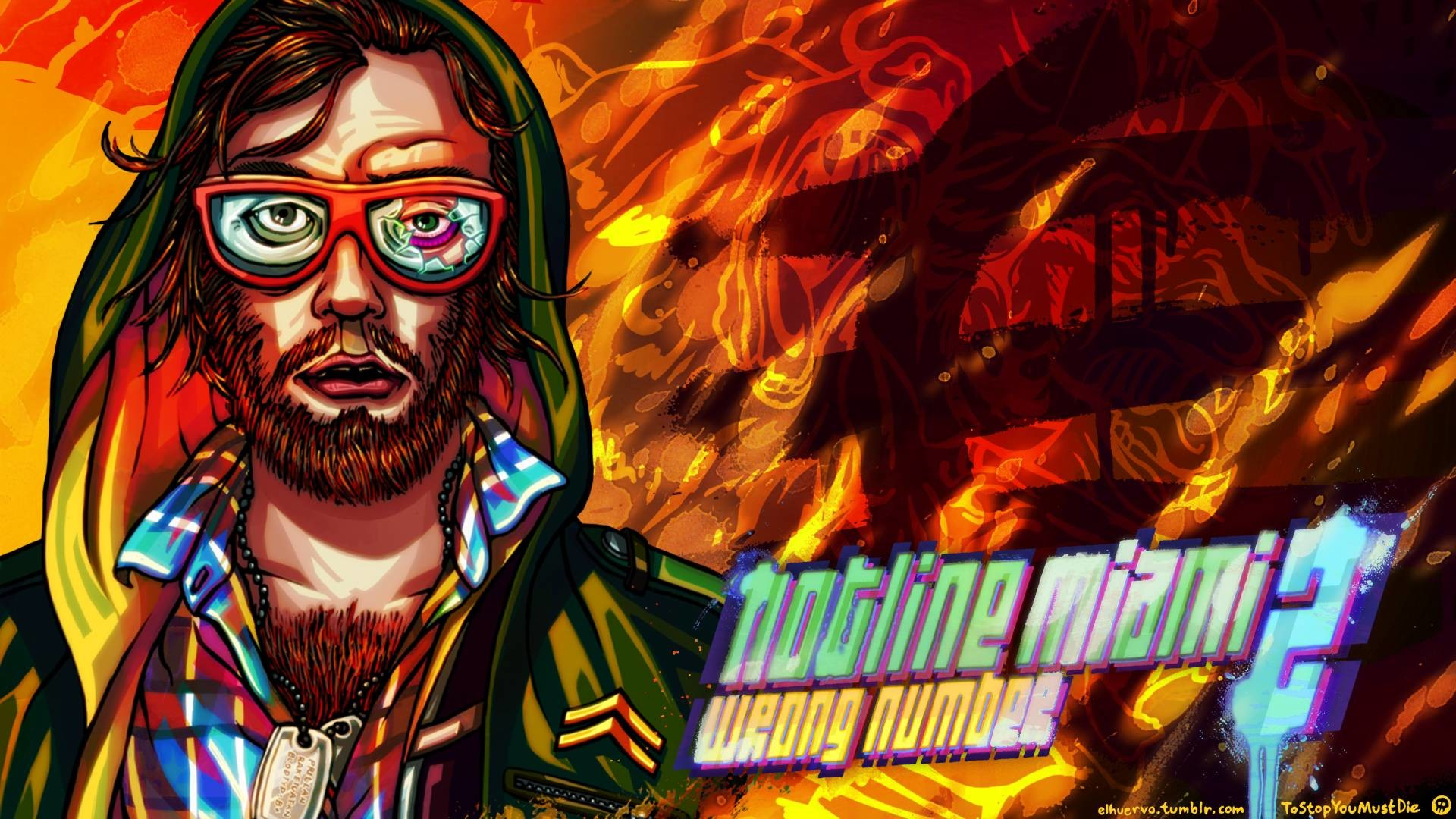 HLM WALLPAPERS : HotlineMiami