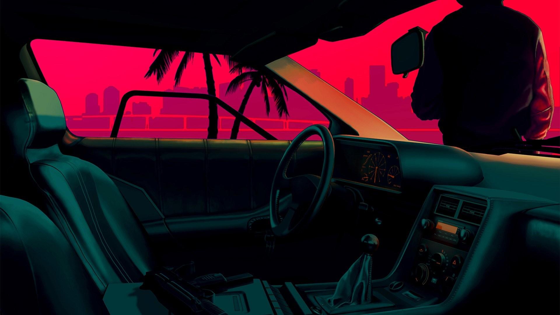 Video Game – Hotline Miami Wallpaper