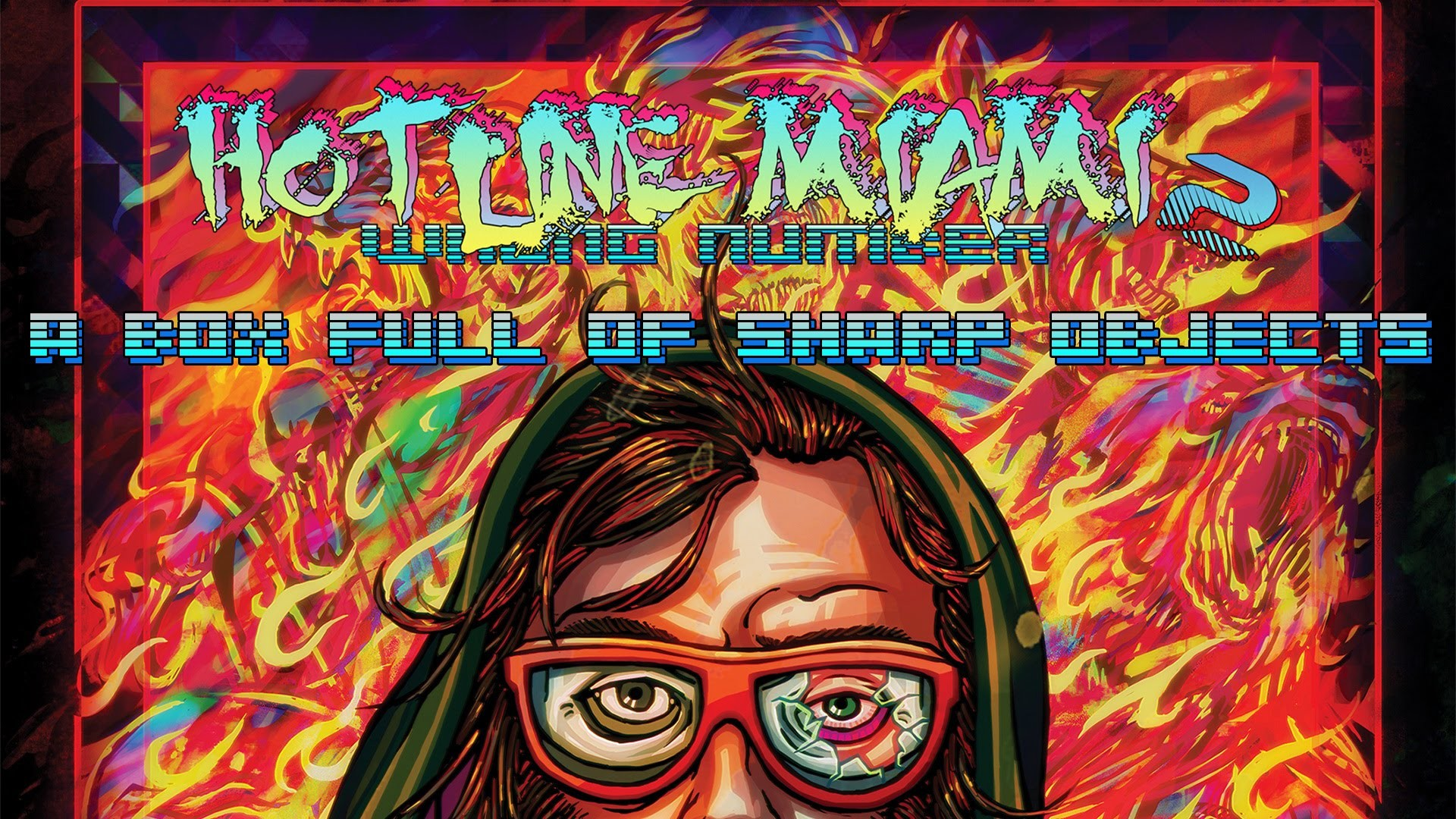 Hotline Miami 2 : Wrong Number – A box full of sharp objects