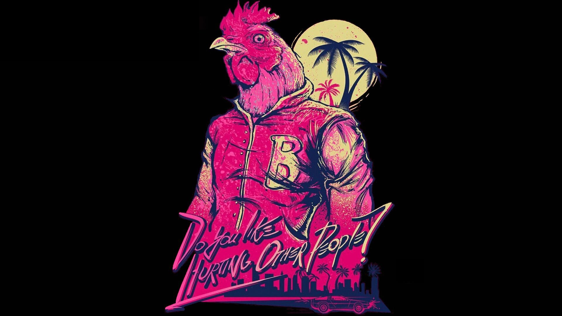HOTLINE-MIAMI action shooter fighting hotline miami payday wallpaper |  | 547948 | WallpaperUP