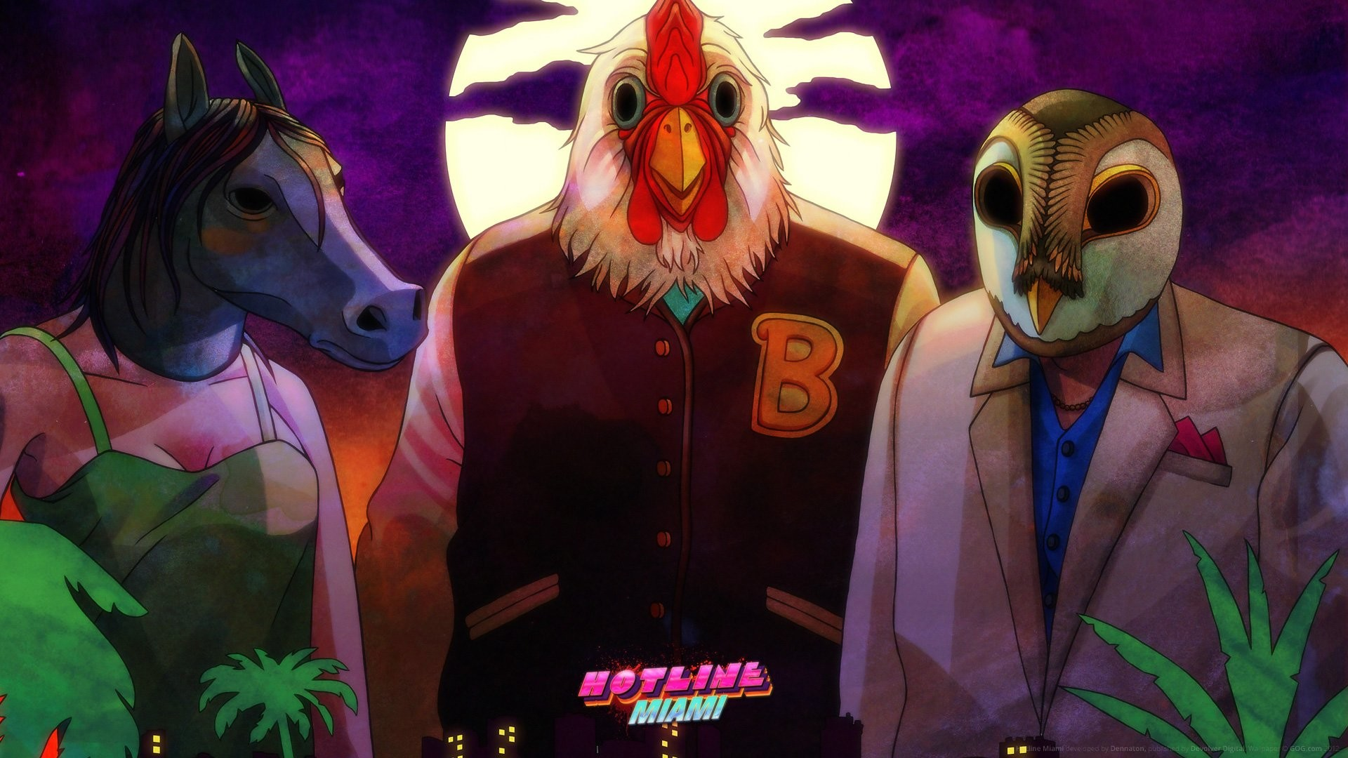 'Hotline Miami' takes players on an acid trip into a realm of depravity  Indie Express