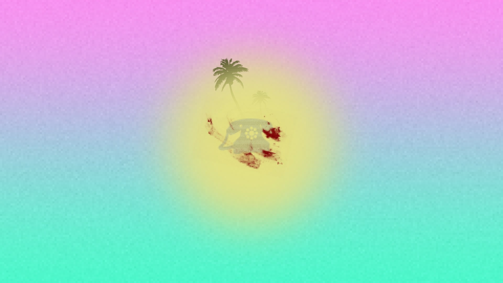 widescreen wallpaper hotline miami 2 wrong number (Hildred Black 1920×1080)