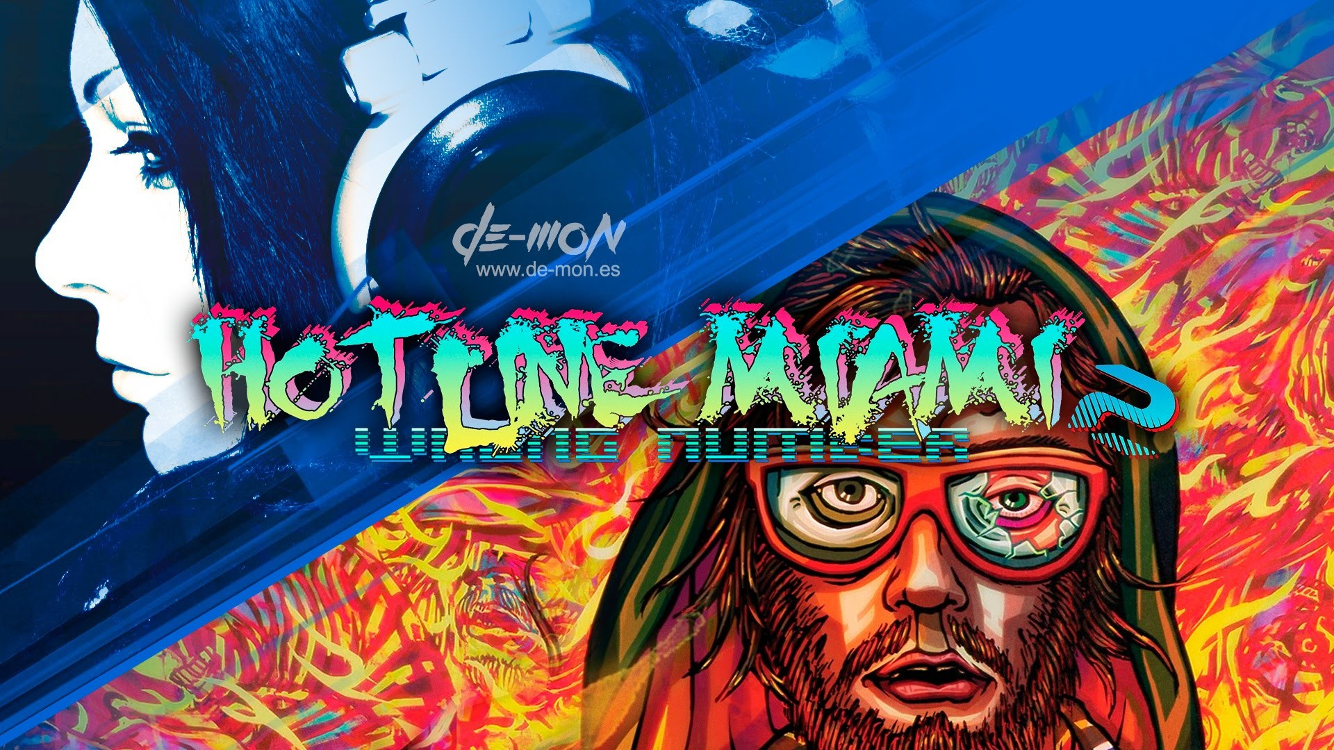 Hotline Miami 2: Wrong Number Sountrack – The Way Home (Magic Sword) –  YouTube