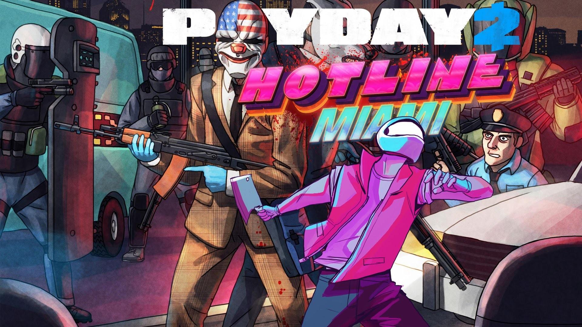 XT Mood Play: Payday 2 – Hotline Miami DLC – The Full Hei$t [1080p] –  YouTube