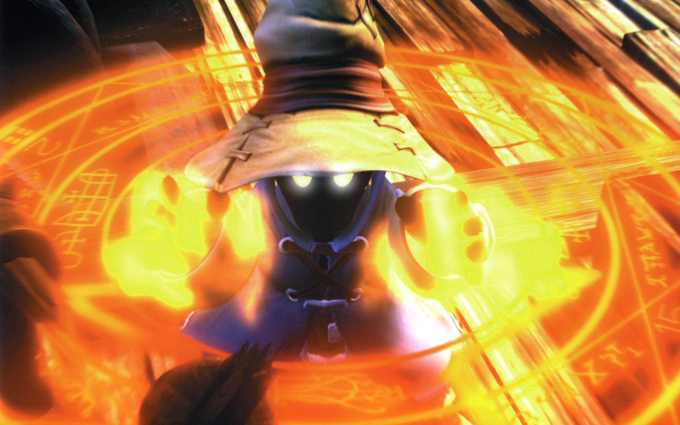… Final Fantasy, mage, video games, black, Vivi (Final Fantasy IX) …