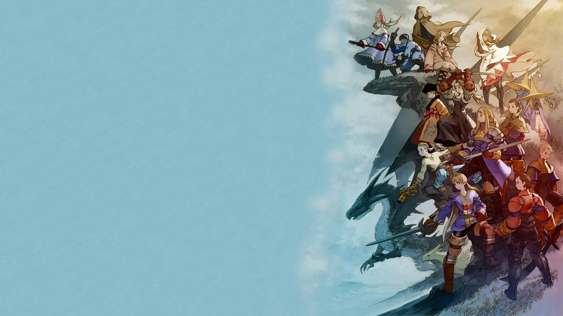 General Final Fantasy Final Fantasy Tactics War of the Lions  Ramza White Mage Red Mage