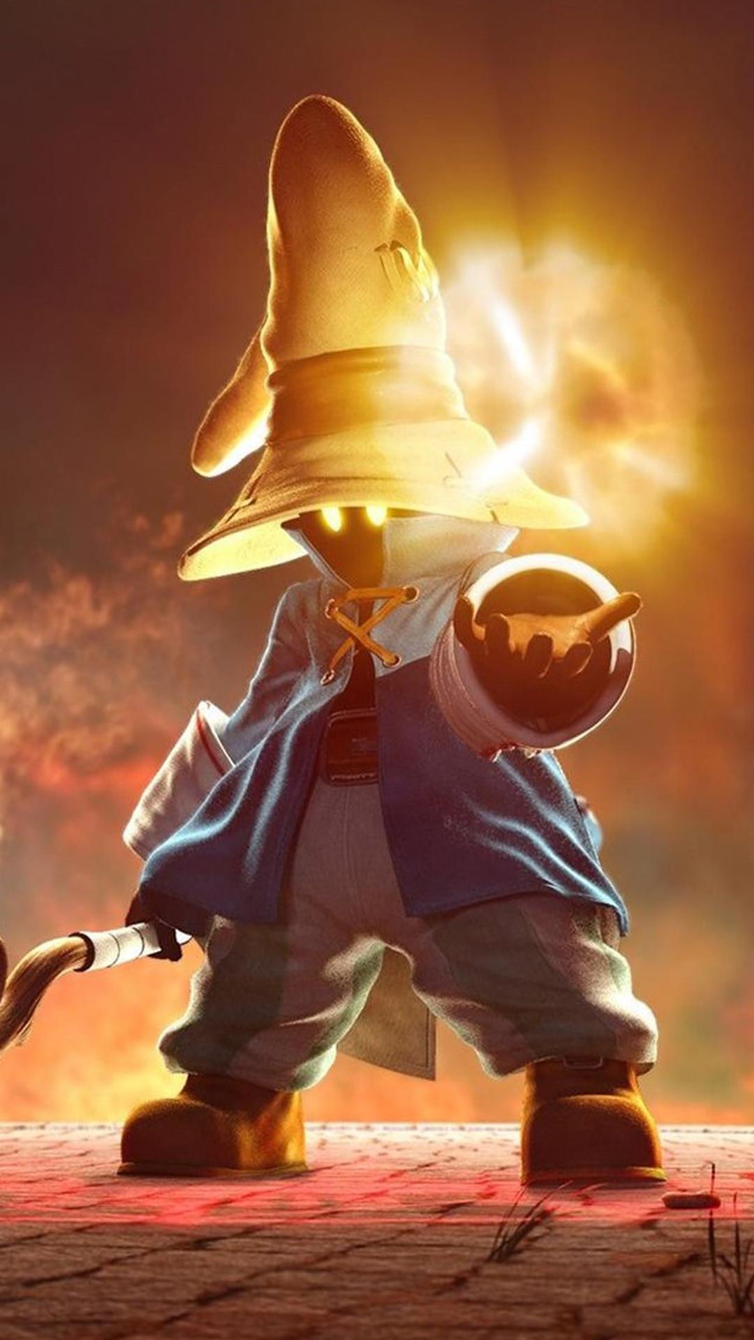 """Vivi Final Render"" by John Lozano // Final Fantasy IX"