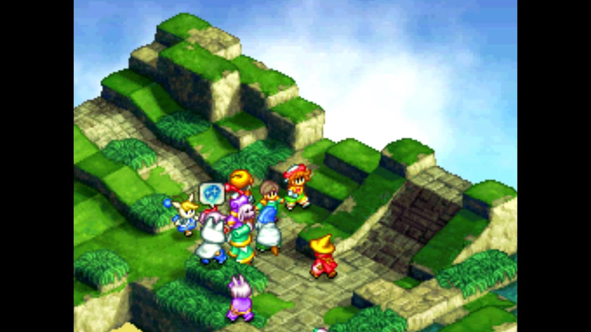 Final Fantasy Tactics A2 DS – Black Mage Exhibition