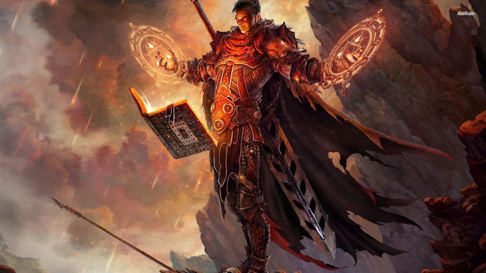 Mage Warrior