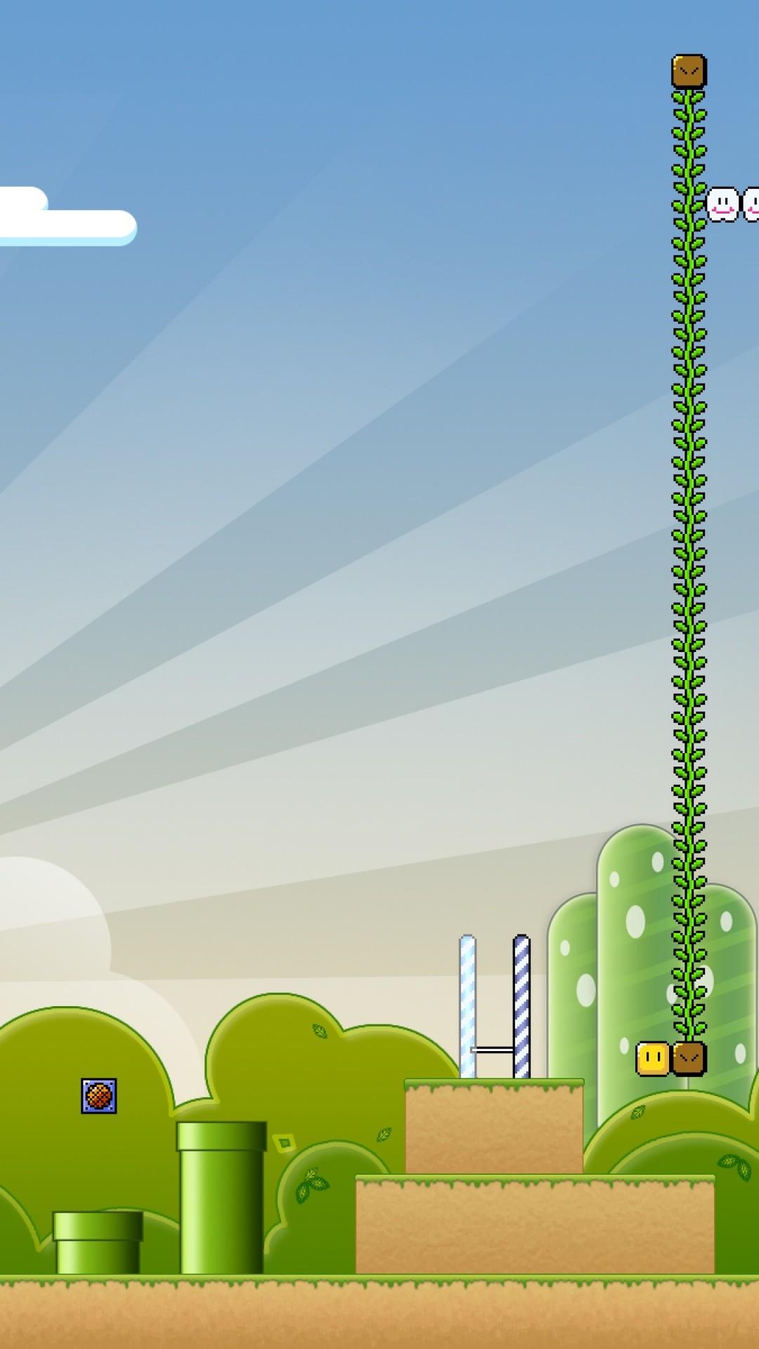 mario-iphone-wallpaper-mushrooms-red-green-1-up